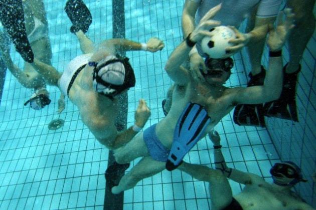 Quali sport si fanno sott'acqua?