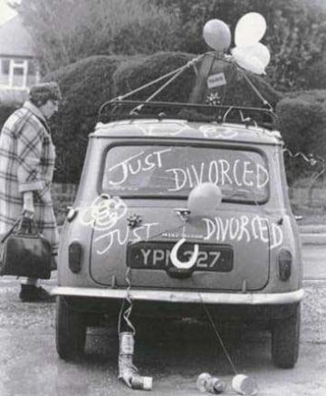 Il divorzio danneggia l'ambiente