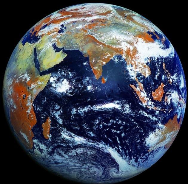 Mai vista così: la Terra in time-lapse, ad altissima definizione
