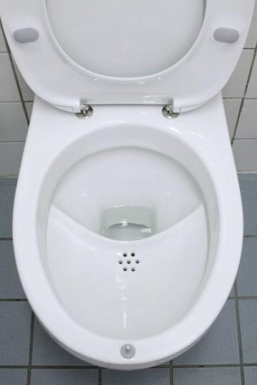 Il riciclaggio inizia... in bagno