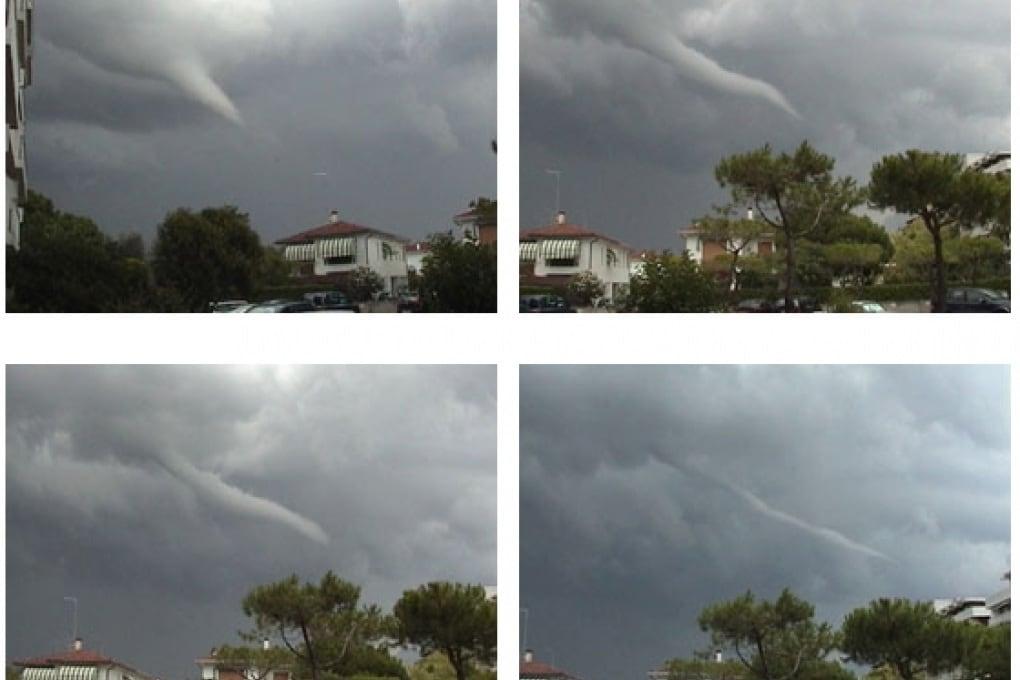 Italia, penisola dei tornado e delle trombe d'aria