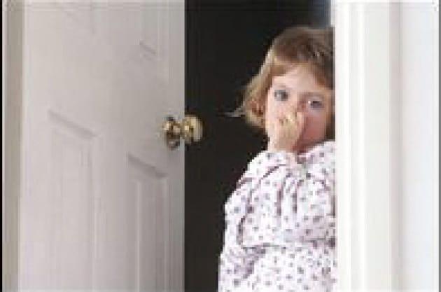 Perché i bimbi hanno paura del buio?