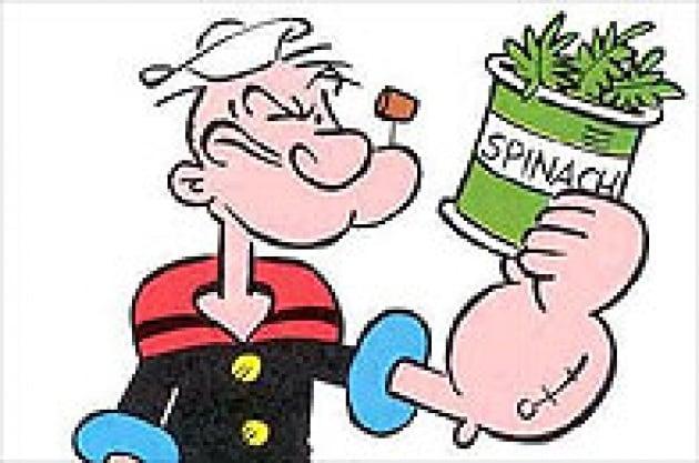Gli spinaci aiutano la vista