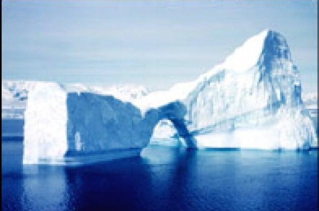 Il ghiaccio del Polo Nord è in pericolo