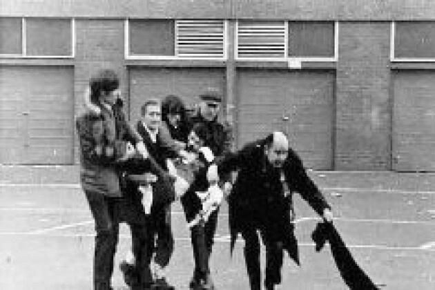 Bloody Sunday: il mea culpa di Londra