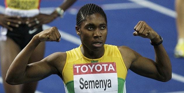 Sesso e sport: lo strano caso di Caster Semenya