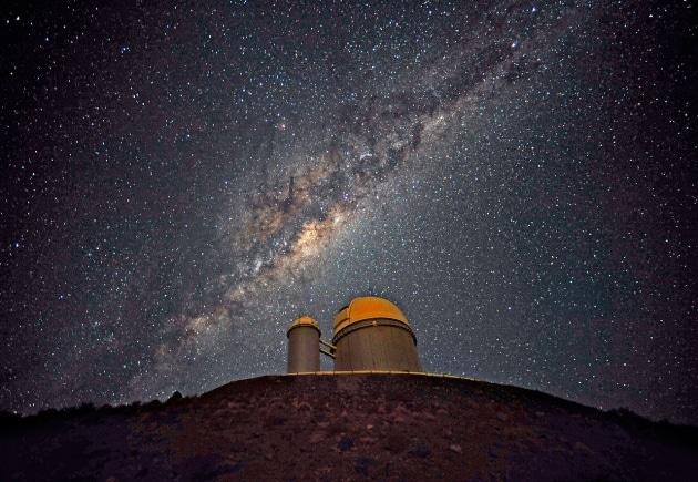 Cinquant'anni di immagini spettacolari dall'ESO