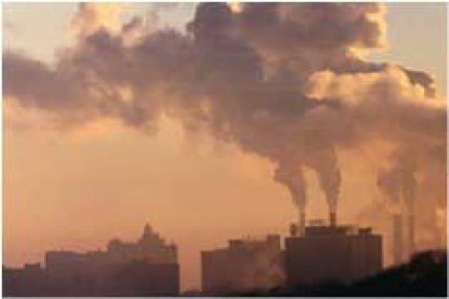 Abbasso l'anidride carbonica