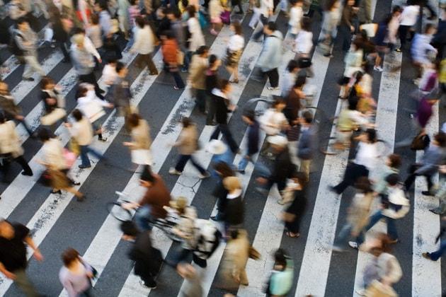 La popolazione mondiale il giorno in cui sei nato
