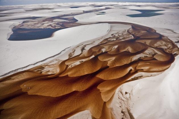 Un mare di dune