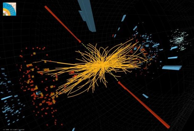 Bosone di Higgs: incertezza e misure al CERN