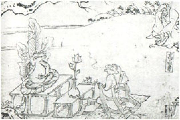 Un mondo di cartoni animati
