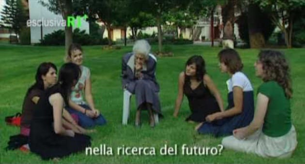 Così parlava Rita Levi Montalcini alle giovani ricercatrici