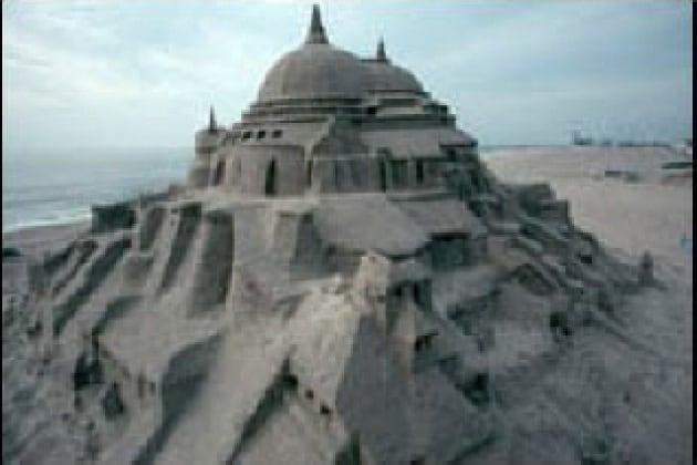 Arte della sabbia