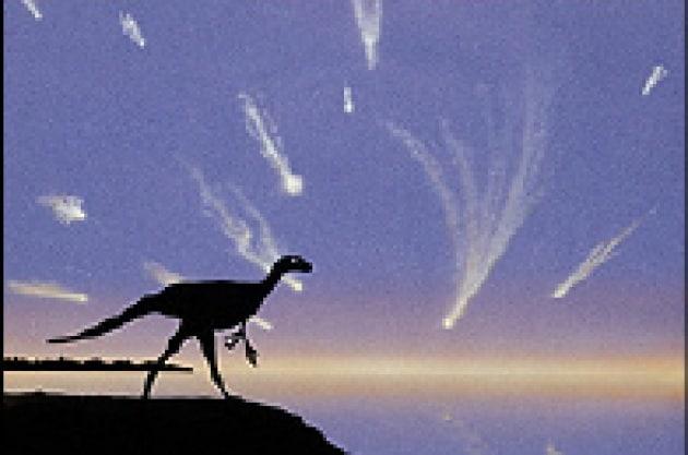 Vulcani e terremoti estinsero i dinosauri