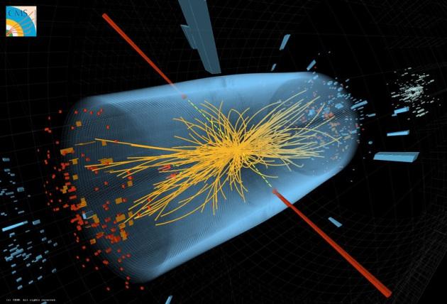 Bosone di Higgs e statistica