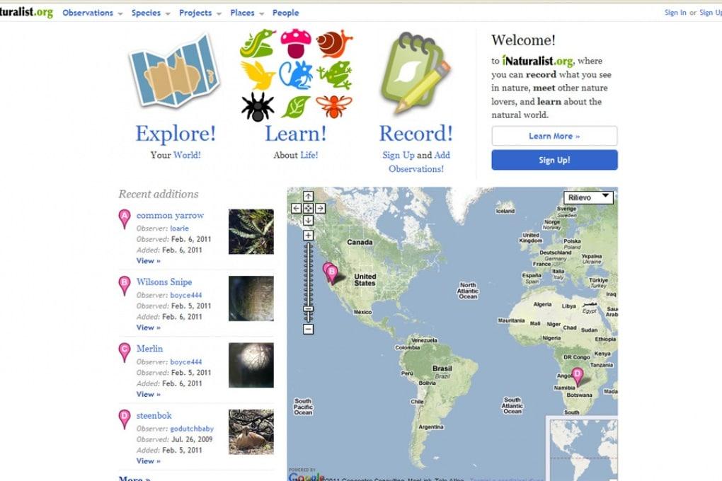 Il social network per aspiranti scienziati