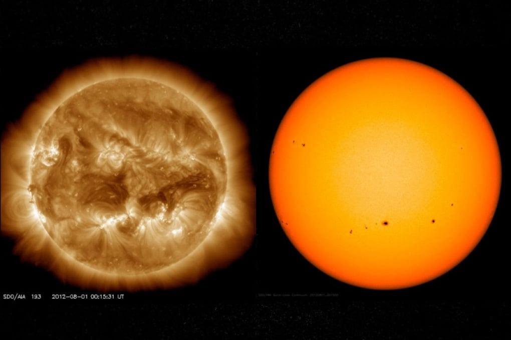 Niente è rotondo come il Sole
