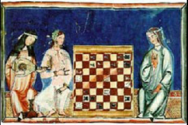 Quando sono nati gli scacchi?