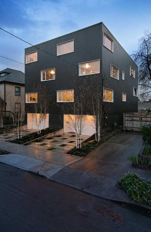 Soluzioni e materiali per una casa che non consuma - Vetri oscurati casa ...
