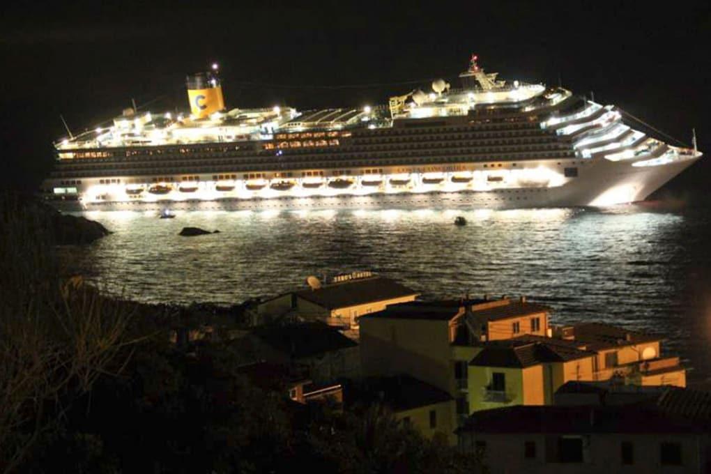 Costa Concordia: la tecnologia che non ha evitato la tragedia