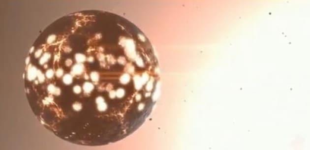Dal Big Bang ad oggi: la storia della Terra in un minuto