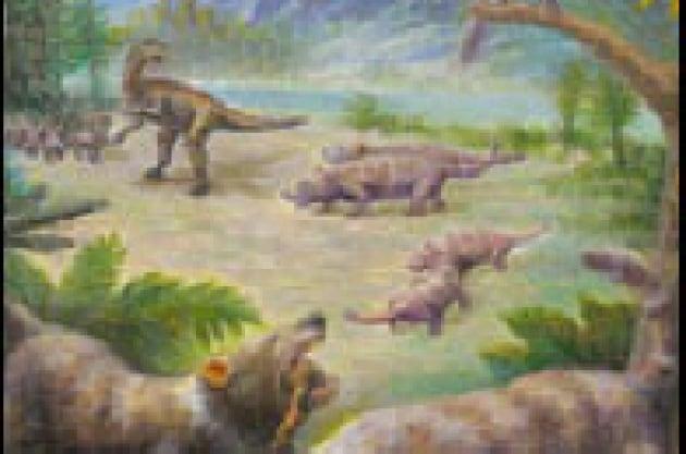 I mammiferi che mangiavano i dinosauri