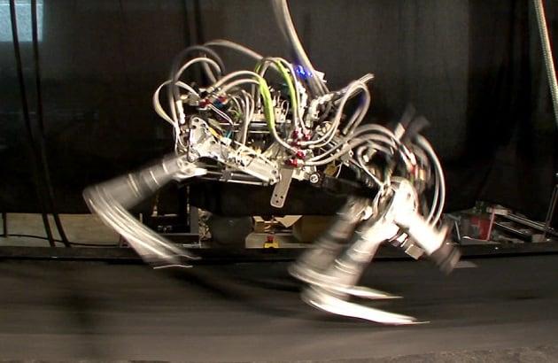 Cheetah, il robot a quattro zampe più veloce del mondo