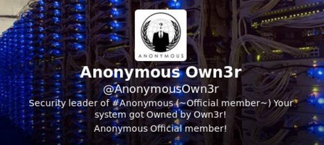 Facebook oscurato per 40 minuti: Anonymous colpisce ancora?