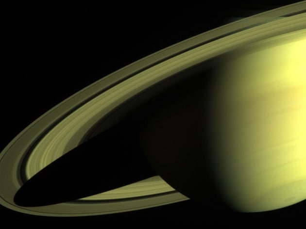 L'incredibile mondo di Saturno