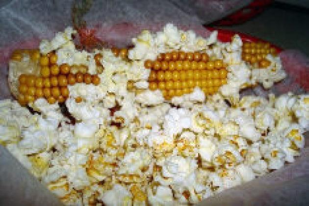 La termodinamica del popcorn