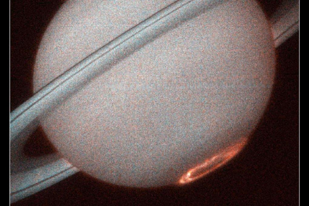 L'aurora eterna di Saturno