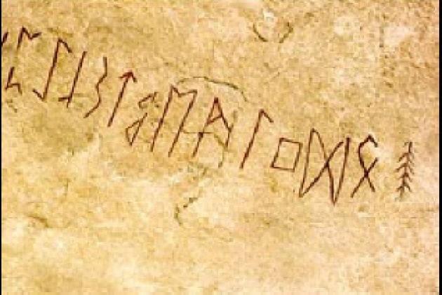 Qual è l'origine delle rune e dell'alfabeto cirillico?