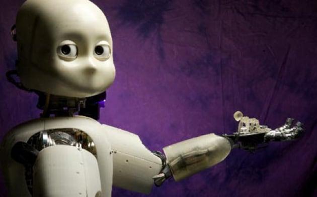 Il cucciolo robot