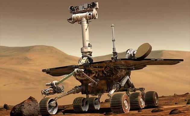 Spirit e Opportunity festeggiano 5 anni su Marte