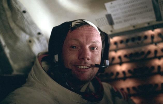 È morto Armstrong, primo uomo a camminare sulla Luna