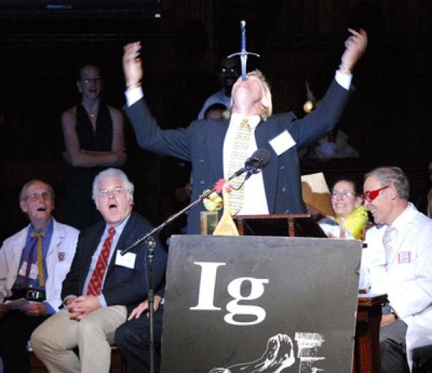 Tutti gli Ig Nobel 2008: la scienza che fa sorridere