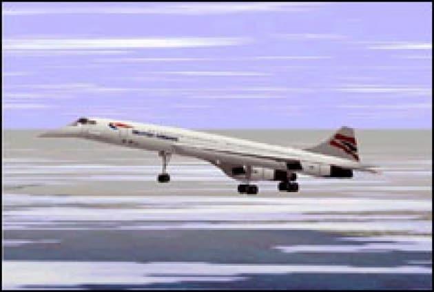 Benvenuti sul Concorde