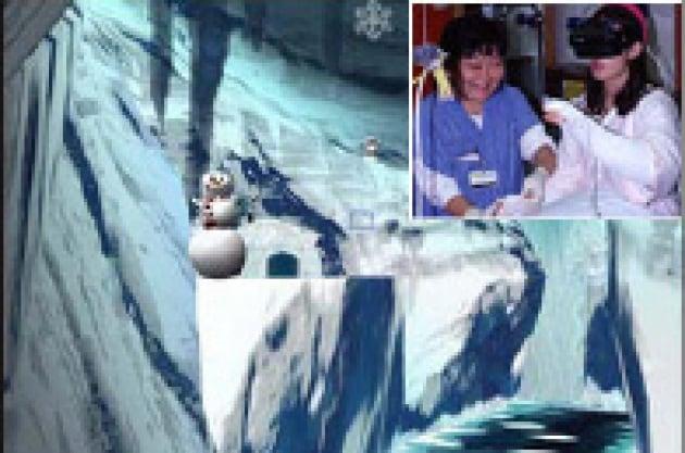Cure virtuali per dolori reali