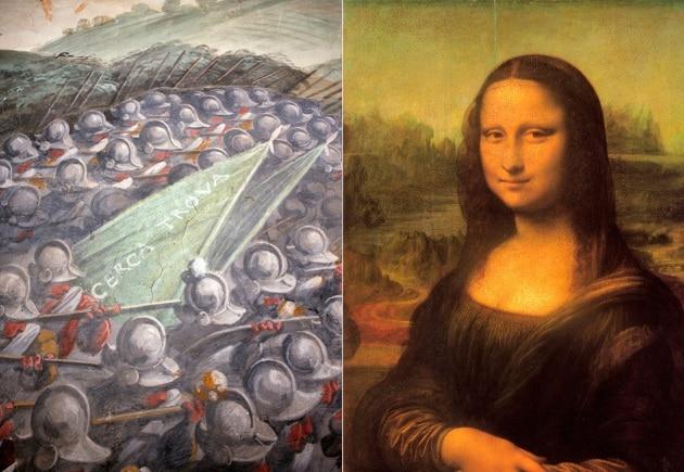 La Battaglia di Anghiari  c'è! Ce lo dice la Gioconda