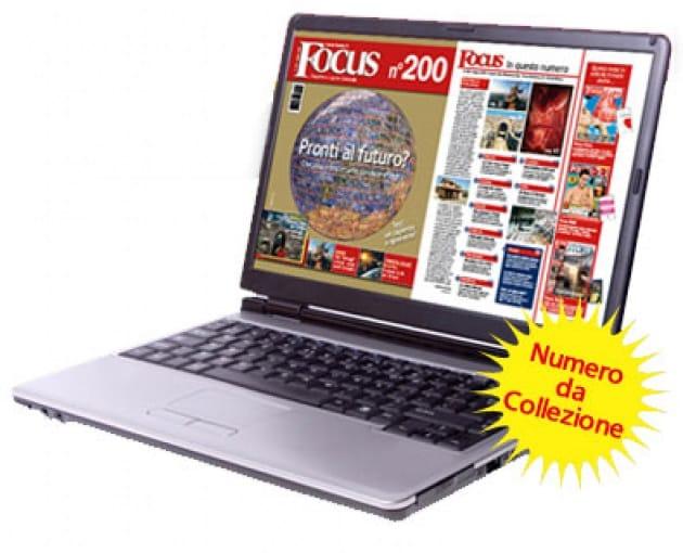Focus da oggi è anche Focus Digital
