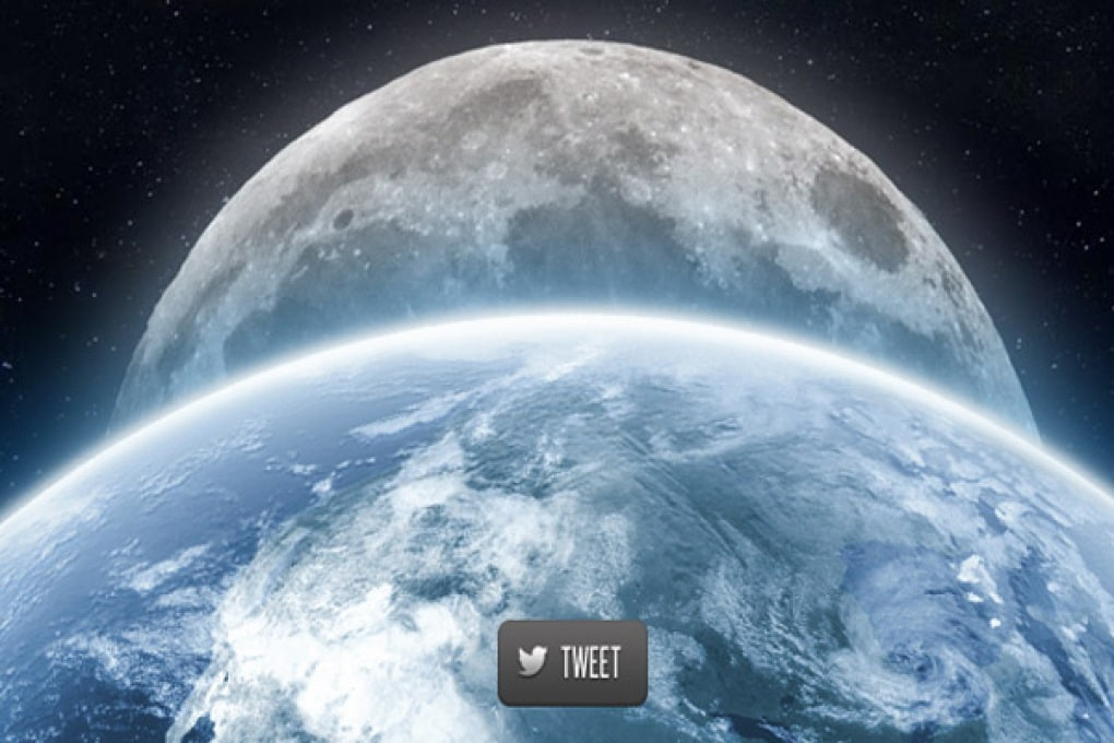Il viaggio di Armstrong verso la Luna ricreato a suon di tweet