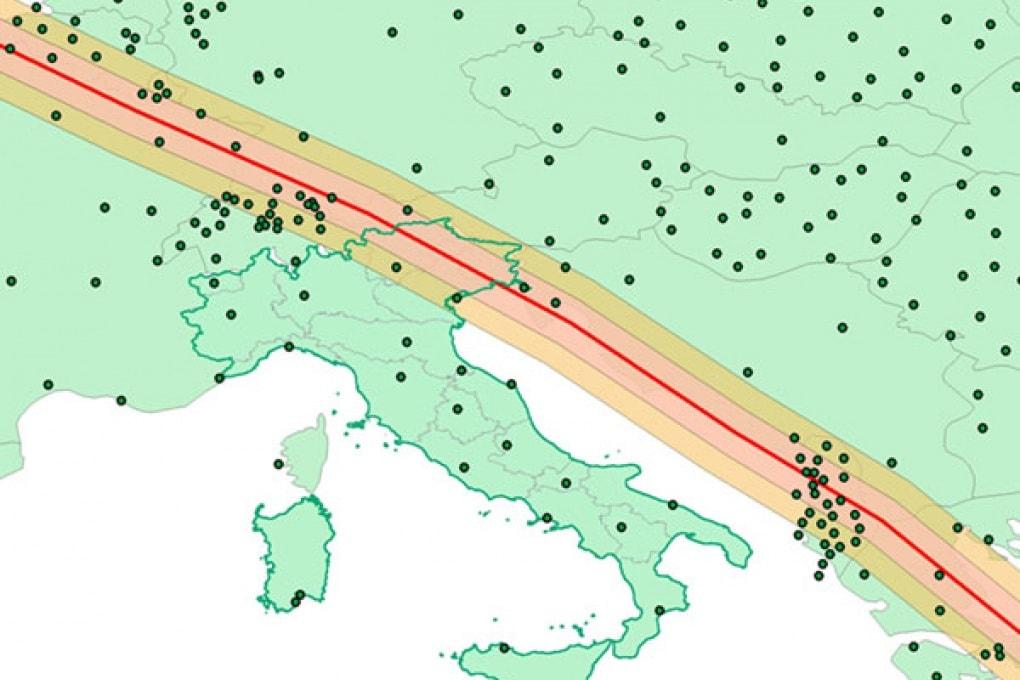 Gli ultimi aggiornamenti sul rientro del satellite Uars
