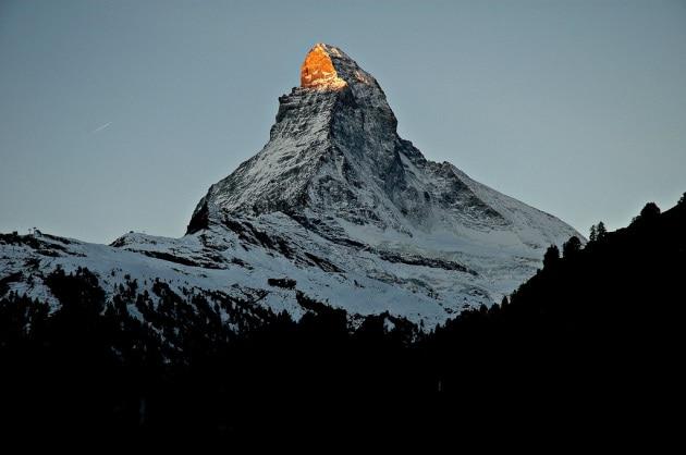 Come si misura l'altezza di una montagna?