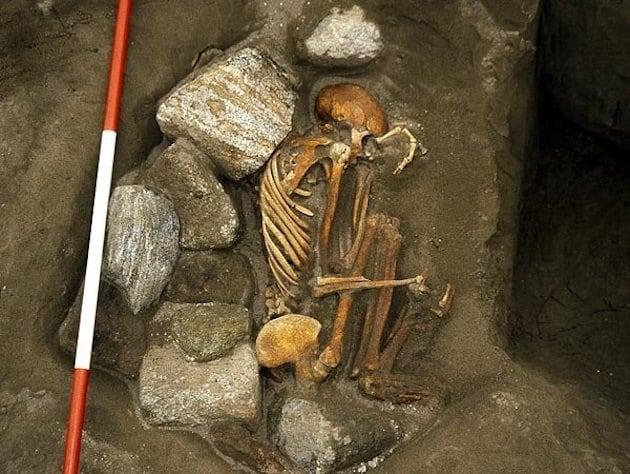 Scoperte in Scozia le mummie Frankenstein