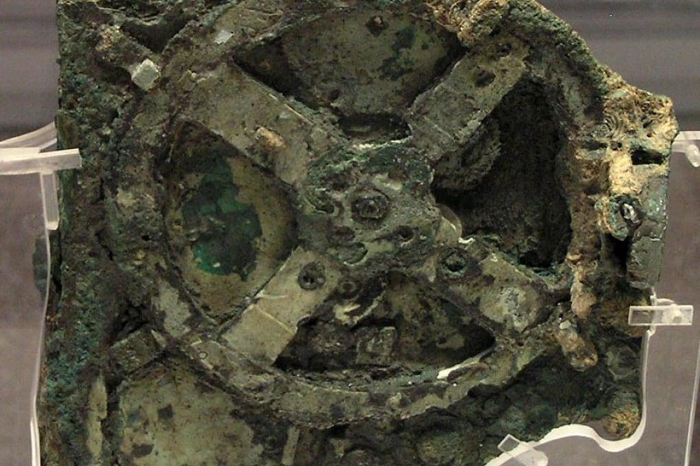 A caccia dei segreti di Antikythera
