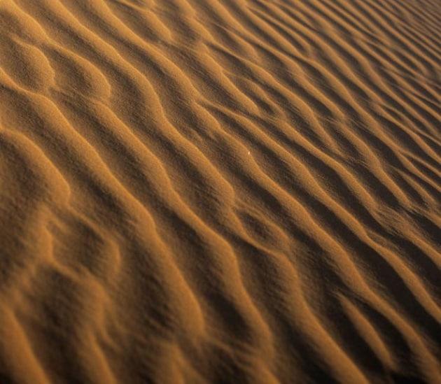 L'elettricità... legata a un granello di sabbia