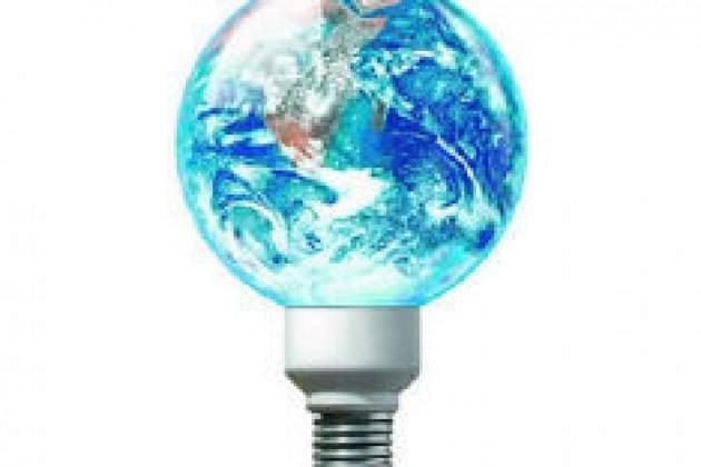 Fai una cosa giusta: usa lampadine a risparmio energetico