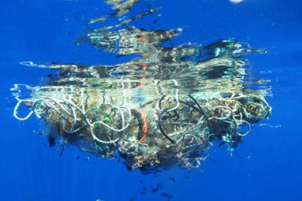 Esistono isole fatte di rifiuti?
