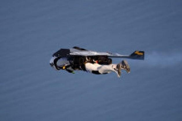 L'uomo jet